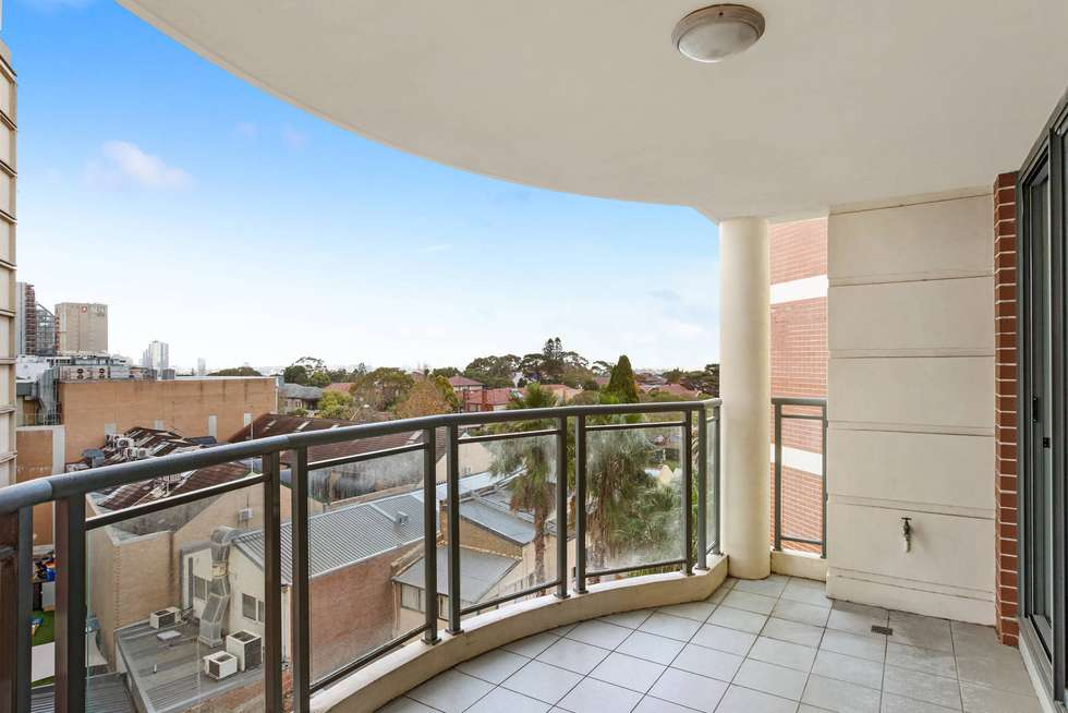 Fourth view of Homely unit listing, 606/28 West Street, North Sydney NSW 2060