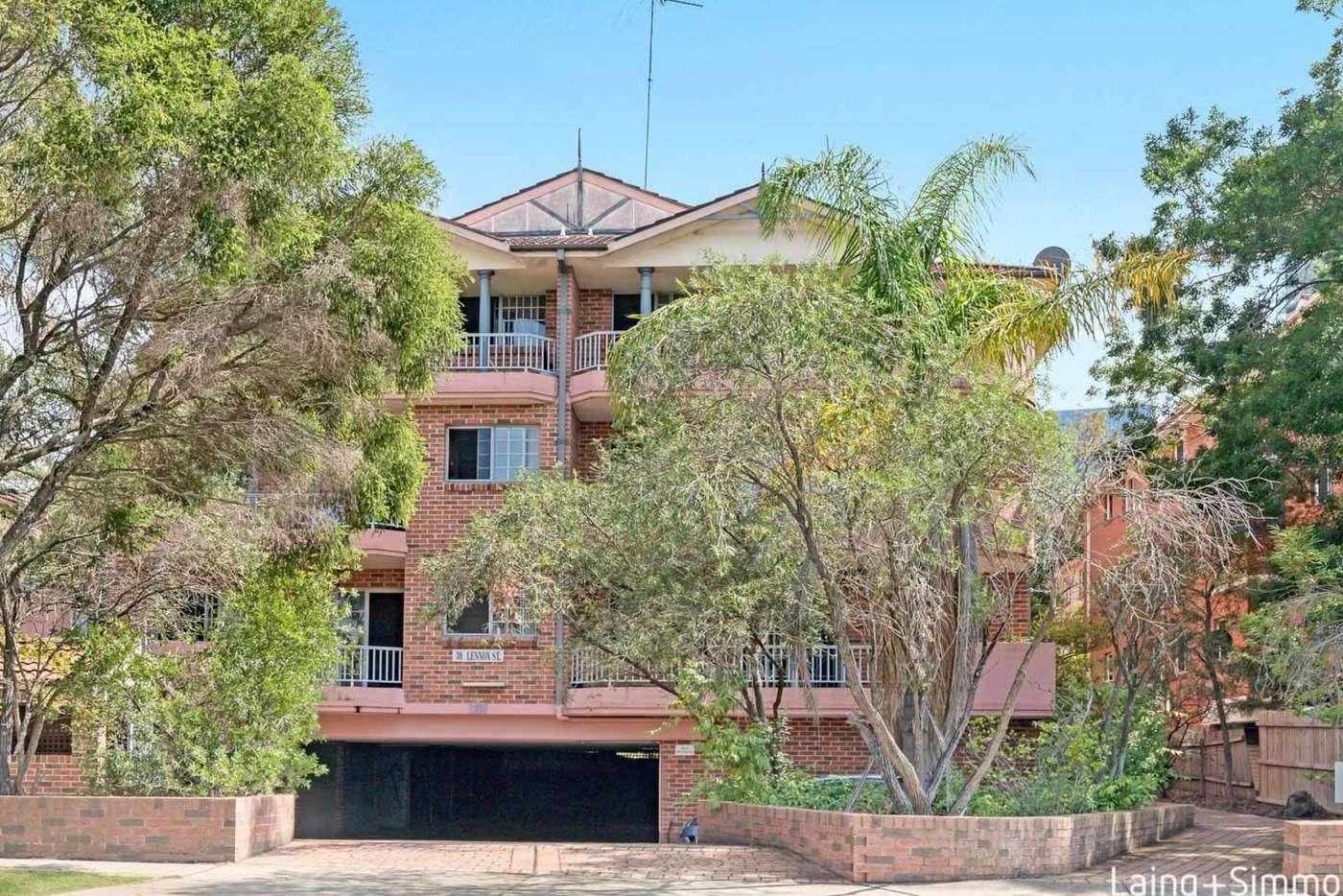 Main view of Homely unit listing, 6/30-32 Lennox Street, Parramatta NSW 2150