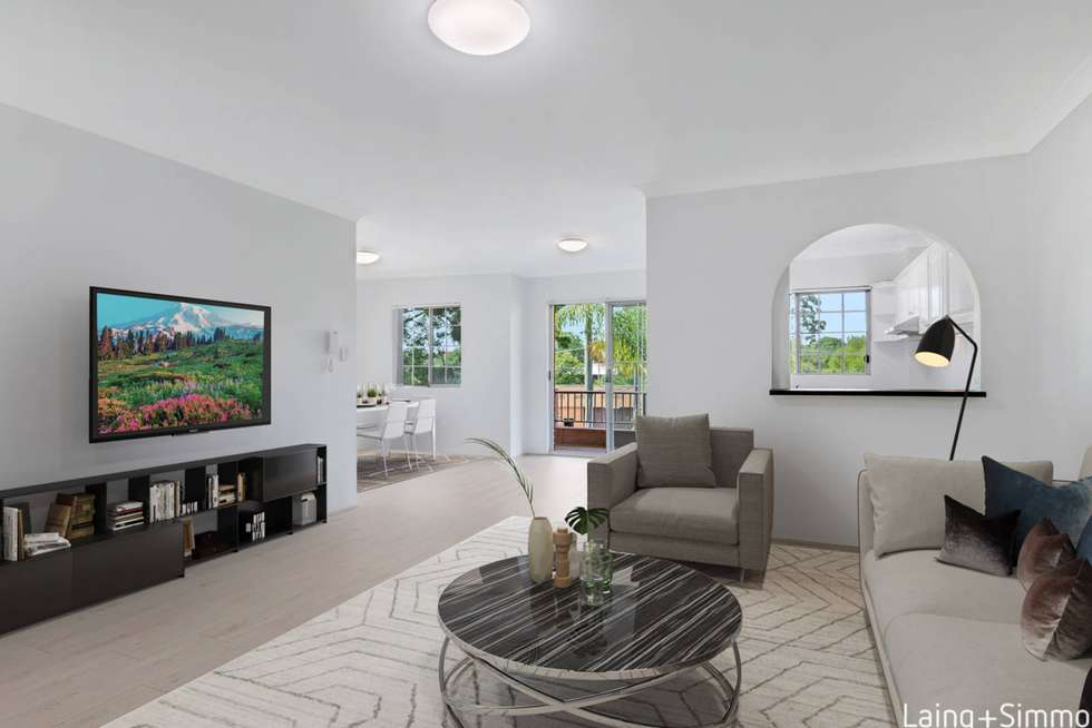 Second view of Homely unit listing, 6/30-32 Lennox Street, Parramatta NSW 2150
