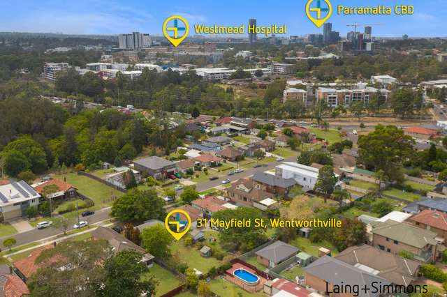 31 Mayfield Street, Wentworthville NSW 2145