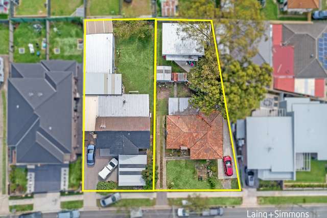 2 & 4 Kirk Avenue, Guildford NSW 2161