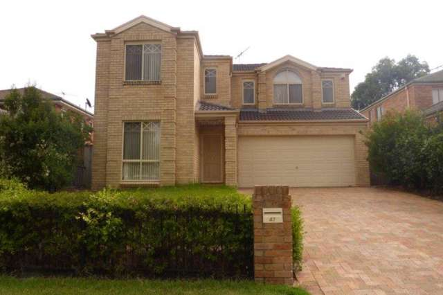 47 Greendale Terrace, Quakers Hill NSW 2763
