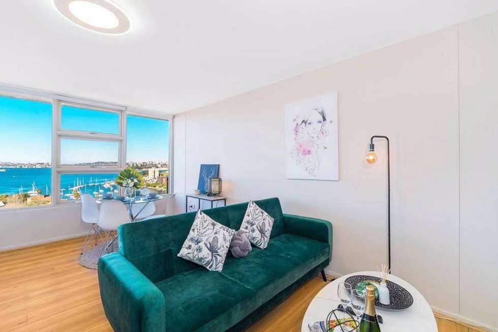 Second view of Homely studio listing, 84/106 High Street, North Sydney NSW 2060