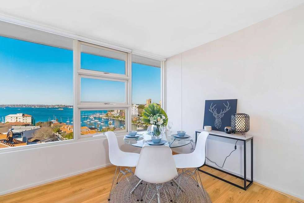 Third view of Homely studio listing, 84/106 High Street, North Sydney NSW 2060