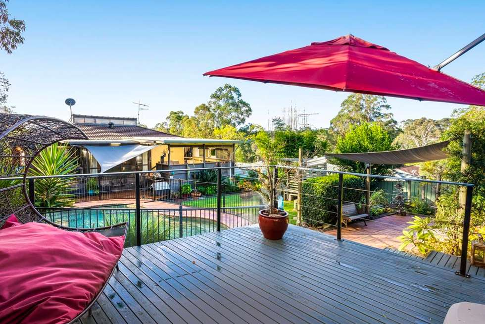 Second view of Homely house listing, 7 Bates Avenue, Blaxland NSW 2774