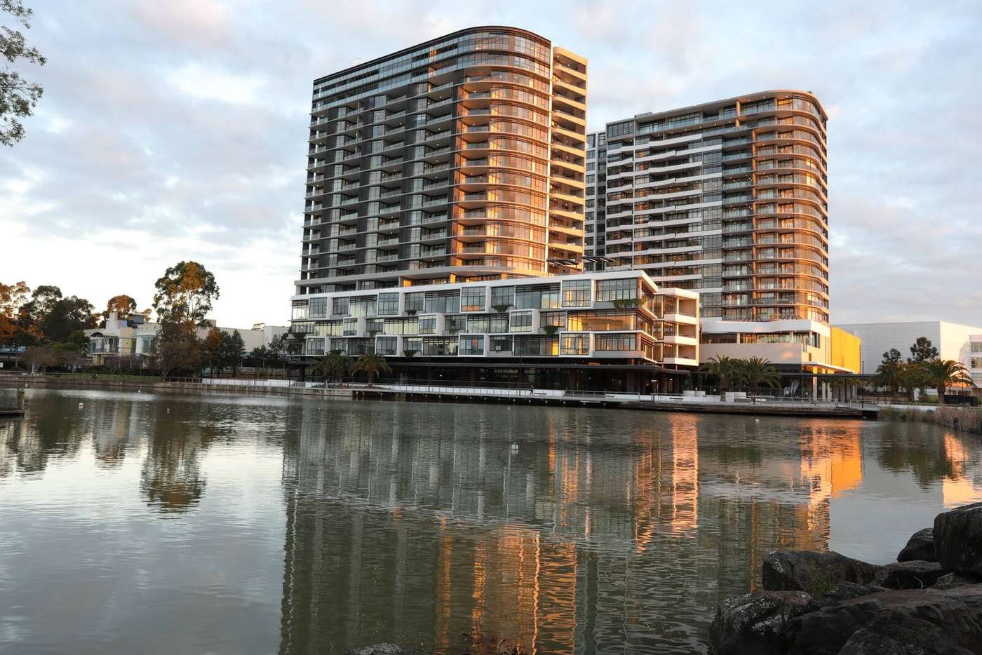 Main view of Homely apartment listing, A1509/11 Solent Circuit, Norwest NSW 2153