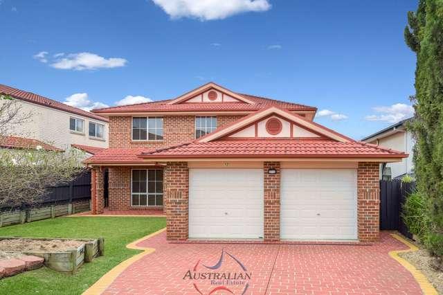 12 O'Lea Street, Kellyville Ridge NSW 2155