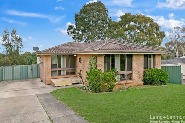 93 Faulkland cres, Kings Park NSW 2148
