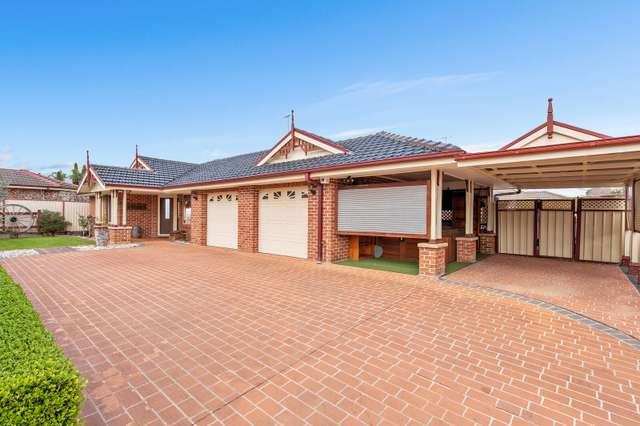 14 Toomey Crescent, Quakers Hill NSW 2763