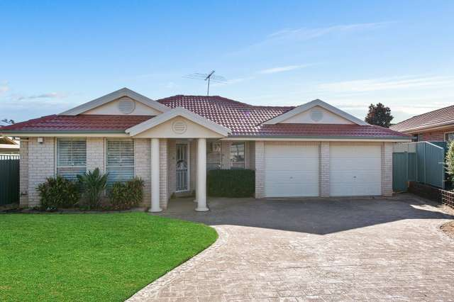 3 Henty Place, Quakers Hill NSW 2763