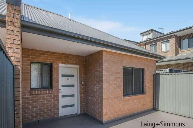 6/35-37 Kimberley Street, Merrylands NSW 2160