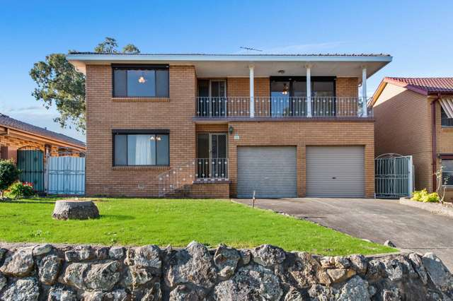52 Warrimoo Drive, Quakers Hill NSW 2763