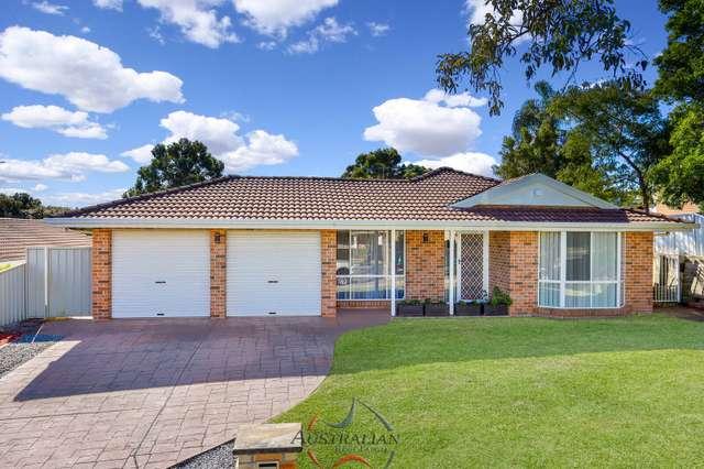 21 Barnier Drive, Quakers Hill NSW 2763