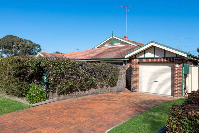 35 Manorhouse Boulevarde, Quakers Hill NSW 2763