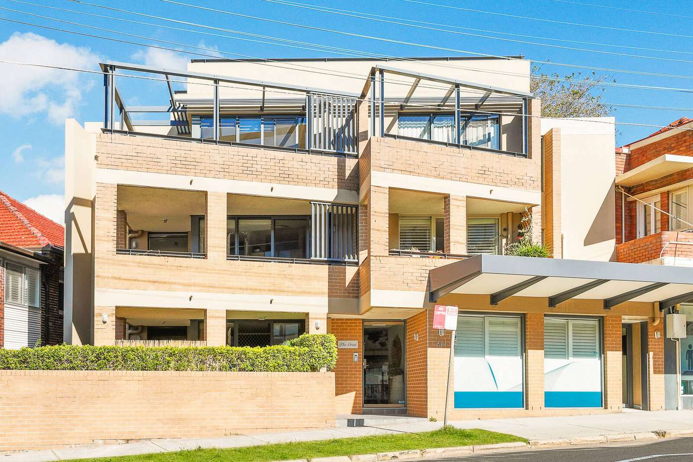 Fifth view of Homely apartment listing, 4/230 Clovelly Road, Coogee NSW 2034