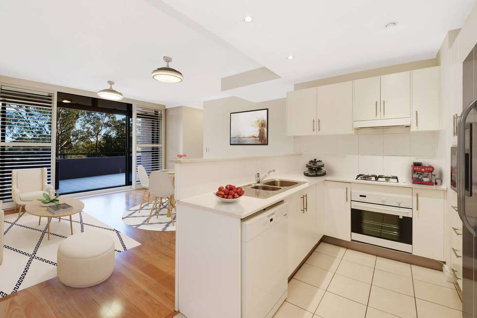 Second view of Homely apartment listing, 32/24-28 College Crescent, Hornsby NSW 2077