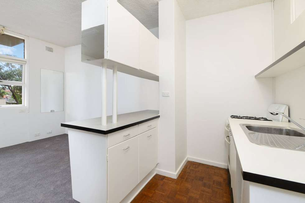 Third view of Homely studio listing, 26/59 Whaling Road, North Sydney NSW 2060