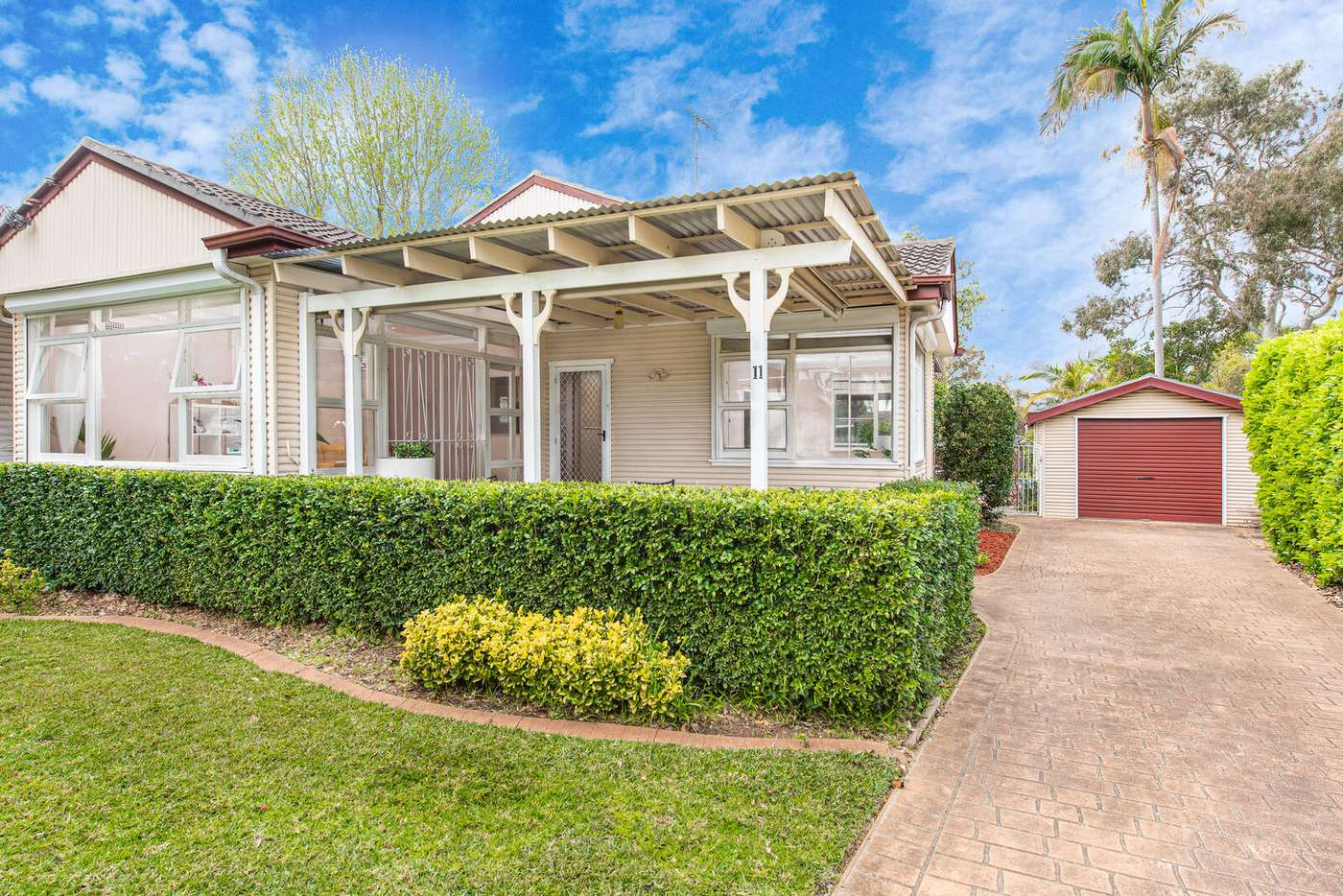 Main view of Homely house listing, 11 Attard Avenue, Marayong NSW 2148