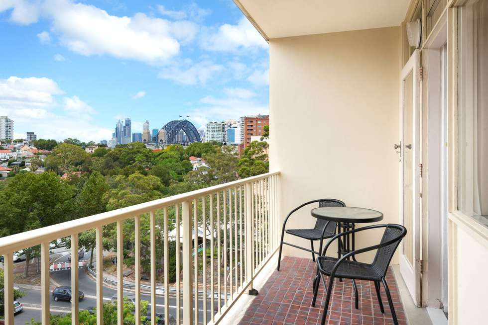 Second view of Homely studio listing, 60/52 High Street, North Sydney NSW 2060