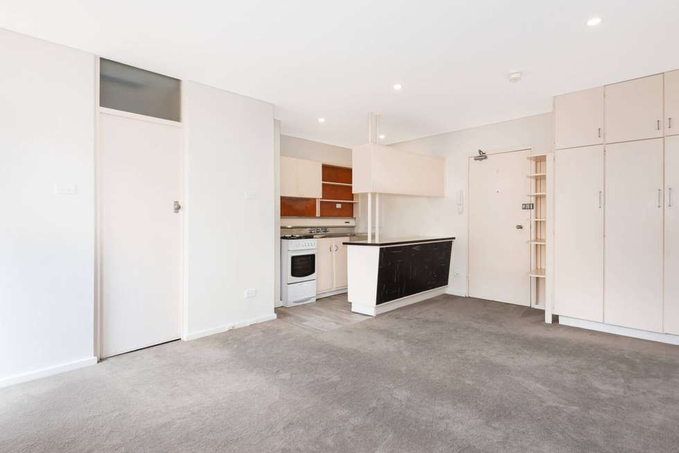 Third view of Homely studio listing, 60/52 High Street, North Sydney NSW 2060