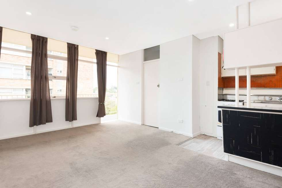 Fourth view of Homely studio listing, 60/52 High Street, North Sydney NSW 2060