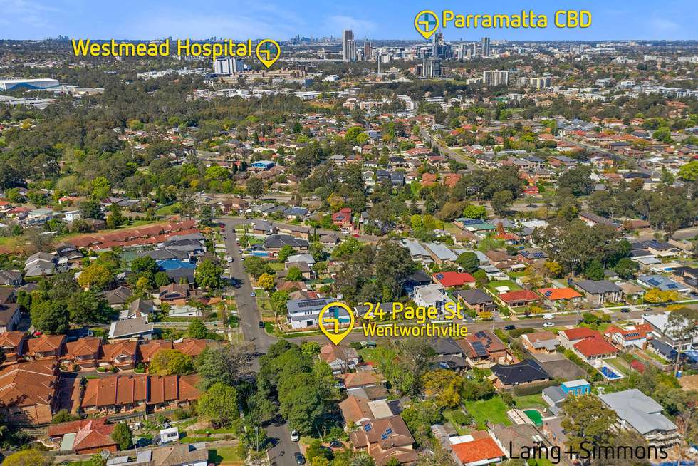 Fourth view of Homely house listing, 24 Page Street, Wentworthville NSW 2145