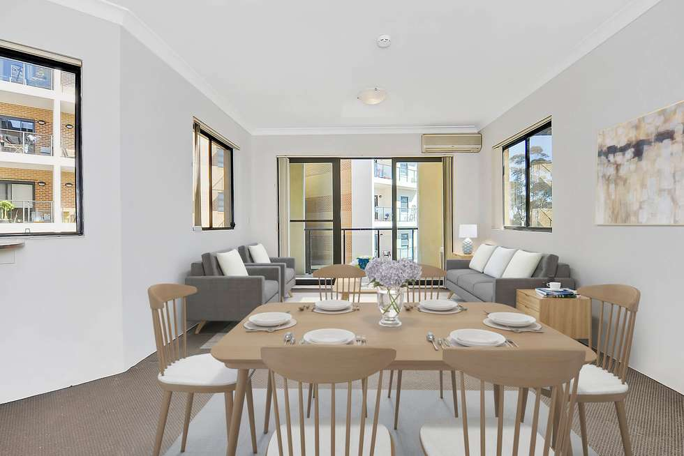 Third view of Homely apartment listing, 20/6-8 College Crescent, Hornsby NSW 2077