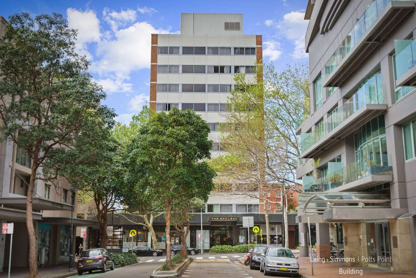 Main view of Homely studio listing, 301/28 Macleay Street, Potts Point NSW 2011