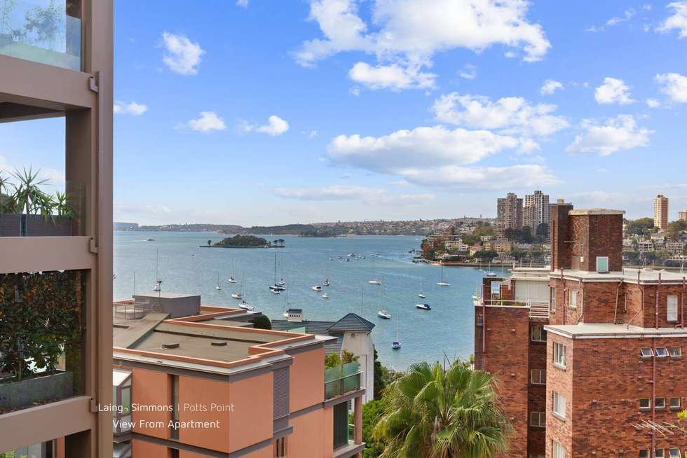Second view of Homely studio listing, 301/28 Macleay Street, Potts Point NSW 2011