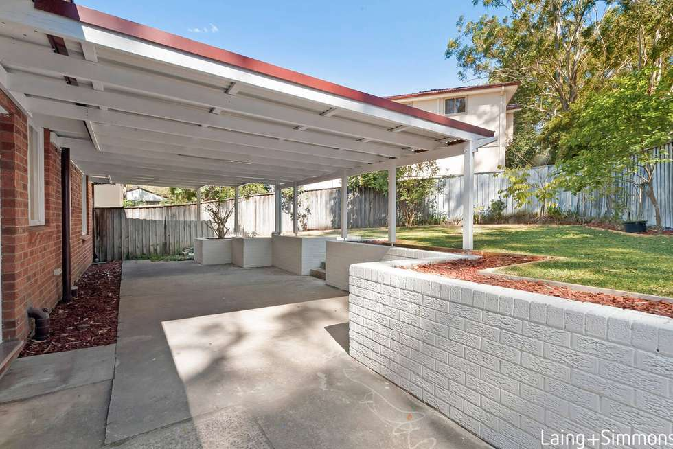 Fifth view of Homely house listing, 50 Loftus Road, Pennant Hills NSW 2120