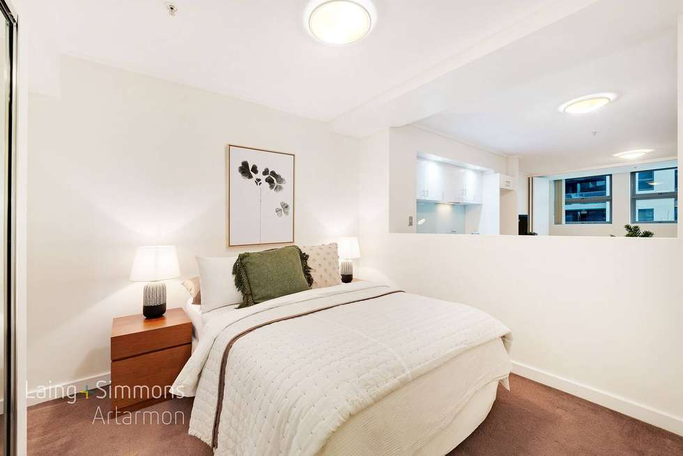 Second view of Homely apartment listing, 205/15 Atchison Street, St Leonards NSW 2065