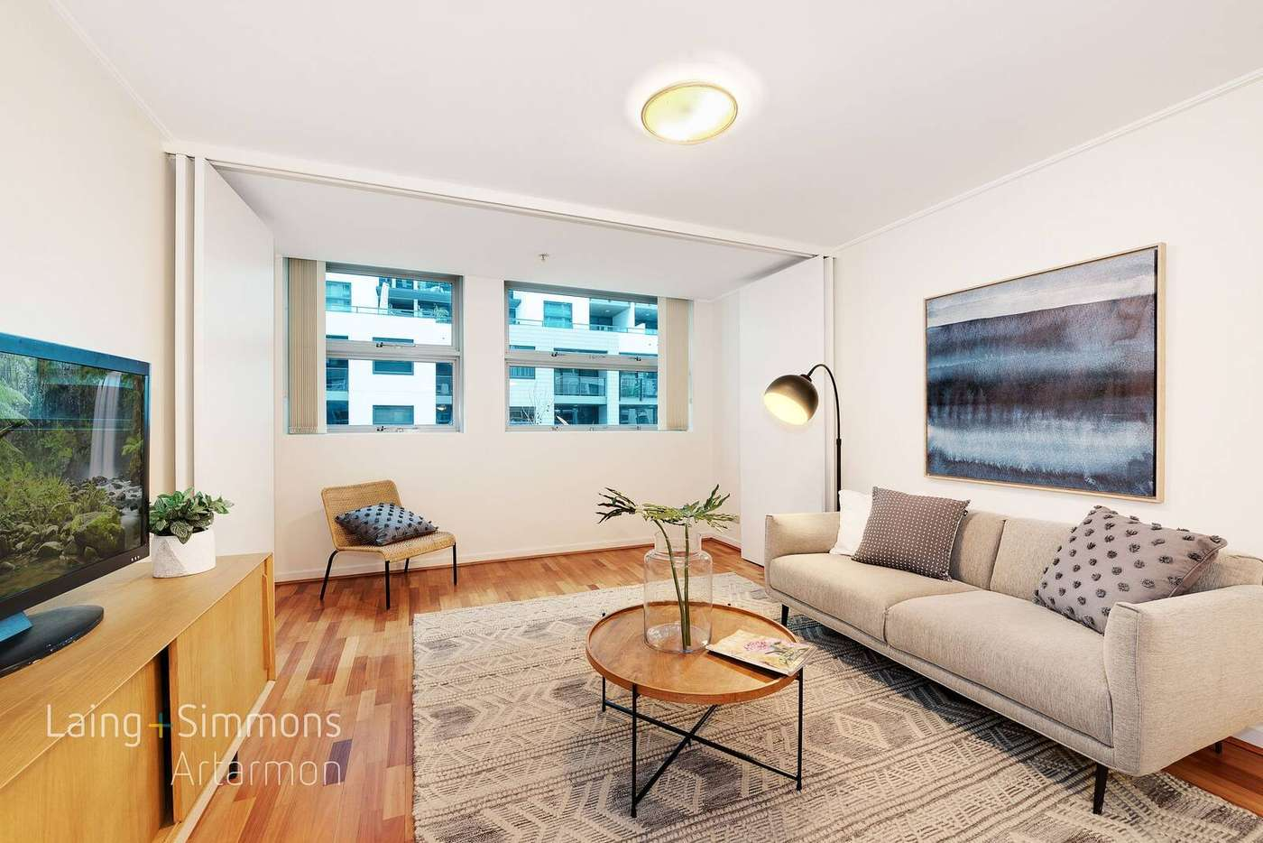 Third view of Homely apartment listing, 205/15 Atchison Street, St Leonards NSW 2065