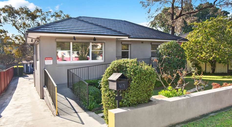 417 & 417A Concord Road, Concord West NSW 2138