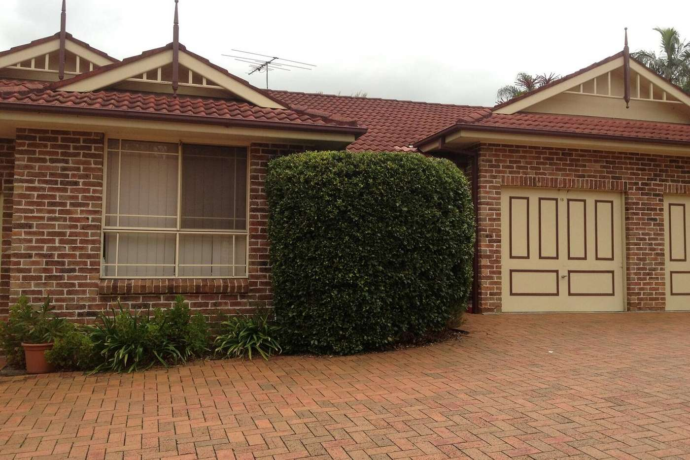 Main view of Homely villa listing, 15/211 Old Windsor Road, Northmead NSW 2152