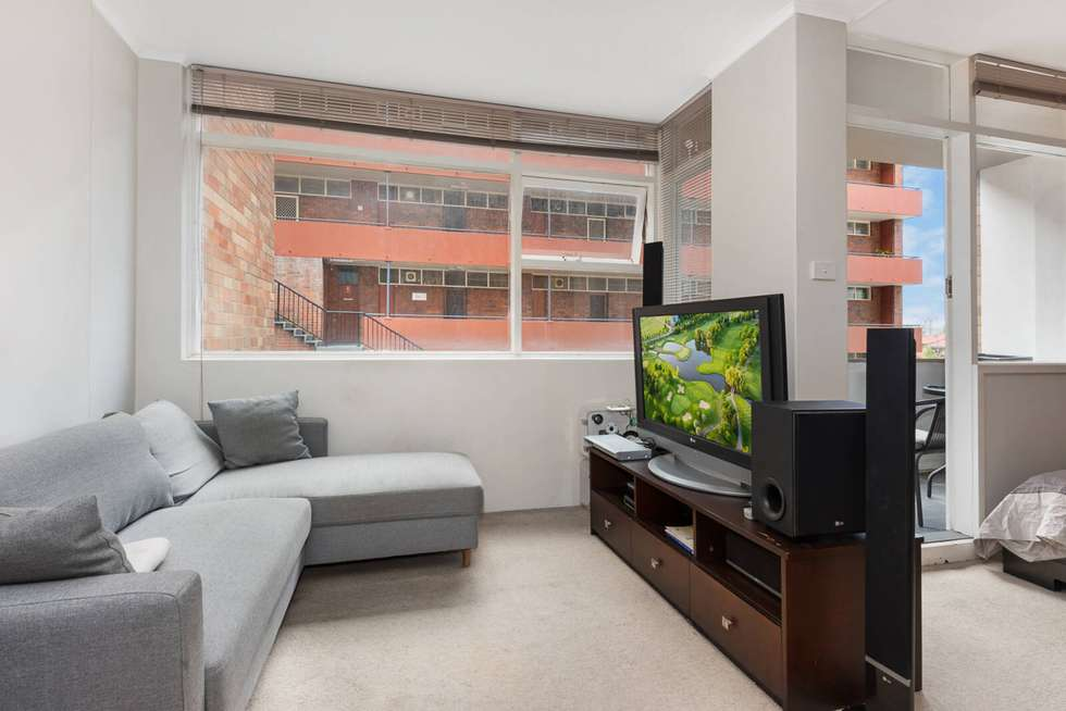 Second view of Homely studio listing, 313/54 High Street, North Sydney NSW 2060