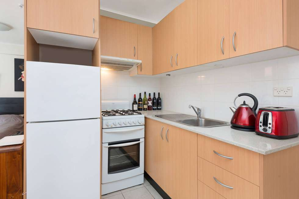 Third view of Homely studio listing, 313/54 High Street, North Sydney NSW 2060