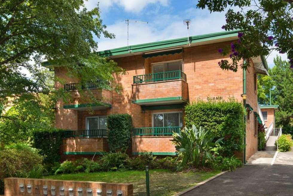 Third view of Homely studio listing, 4/5 Roseville Avenue, Roseville NSW 2069