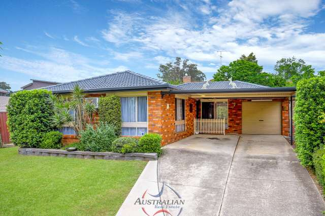 7 Woldhuis Street, Quakers Hill NSW 2763