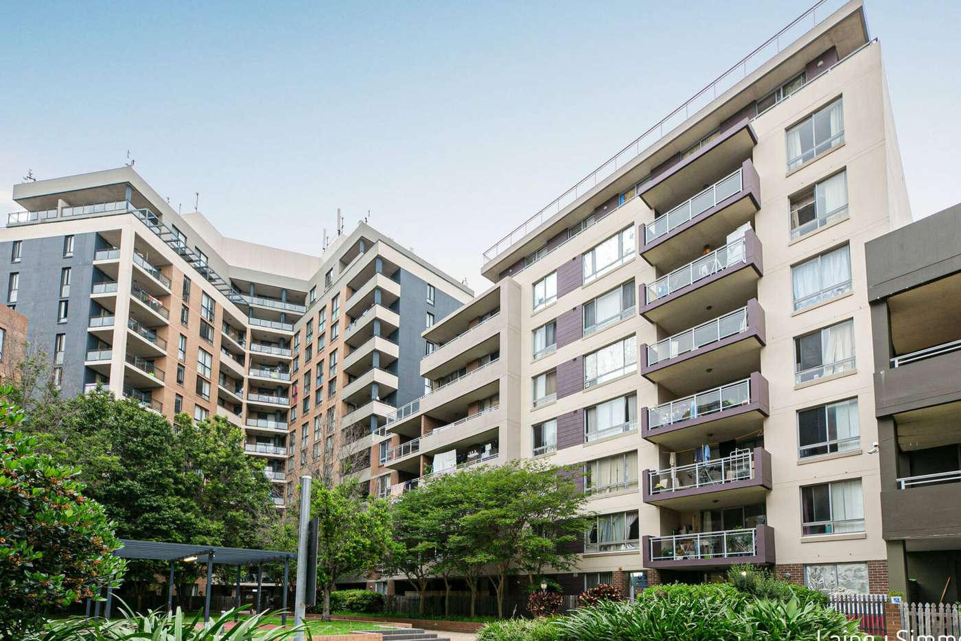 Main view of Homely unit listing, 3324/57-59 Queen Street, Auburn NSW 2144