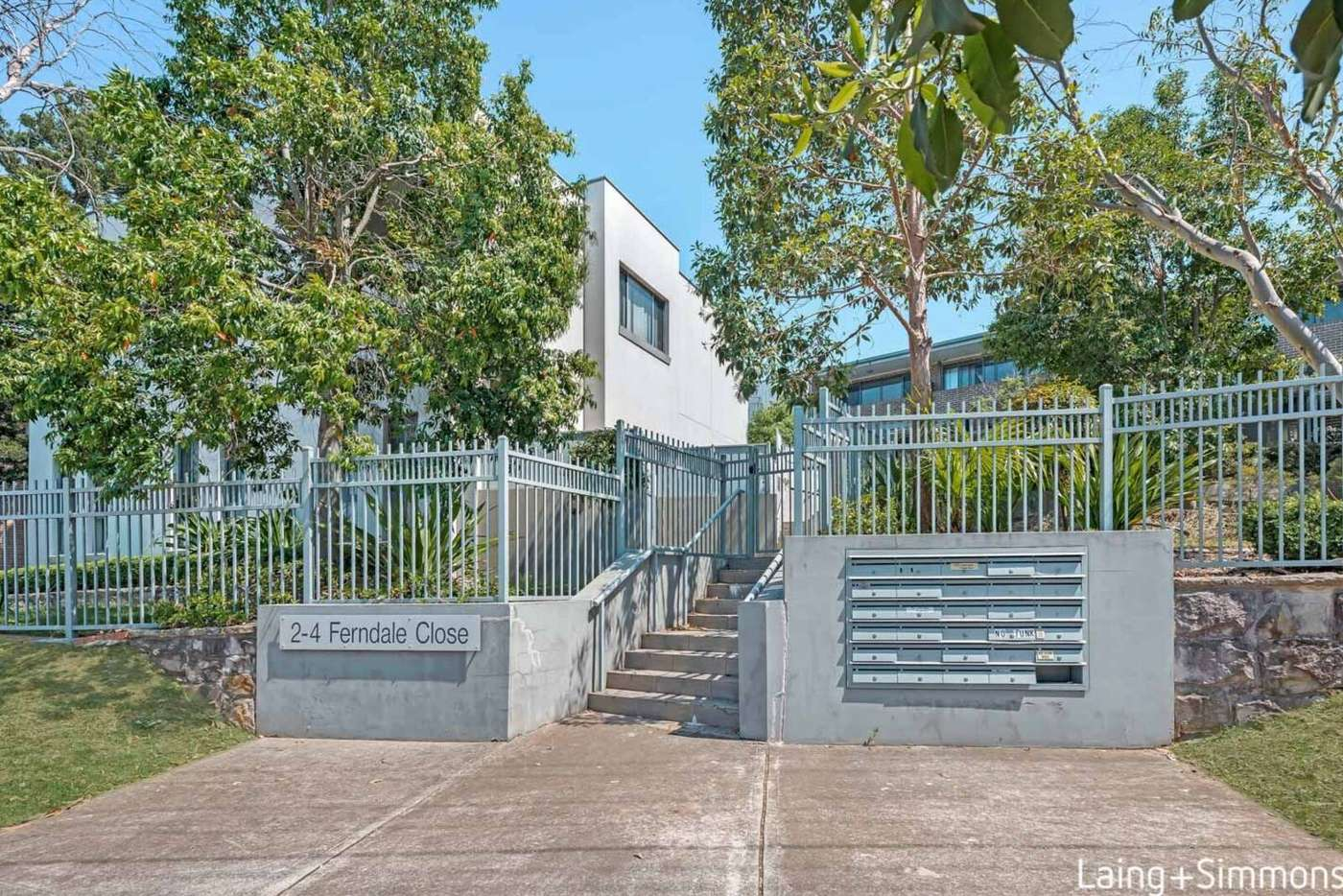 Main view of Homely townhouse listing, 28/2-4 Ferndale Close, Constitution Hill NSW 2145