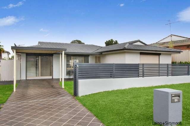 86 Wilson Road, Hinchinbrook NSW 2168