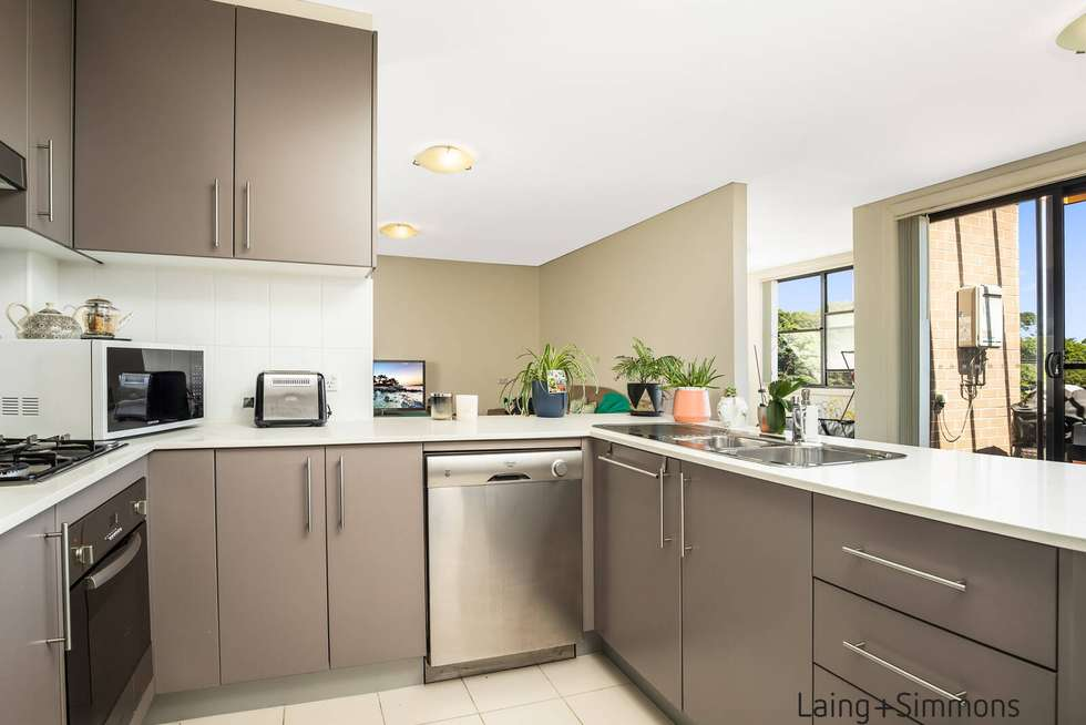 Second view of Homely unit listing, 21/1-3 Kleins Road, Northmead NSW 2152