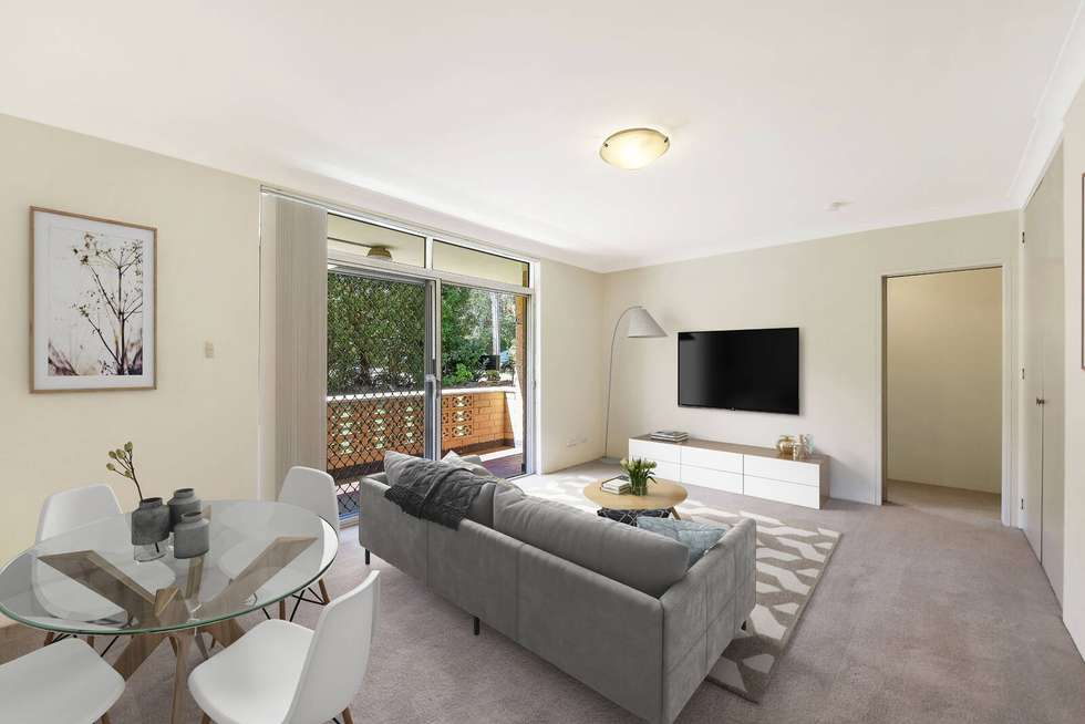 Second view of Homely apartment listing, 1/55 Albert Street, Hornsby NSW 2077
