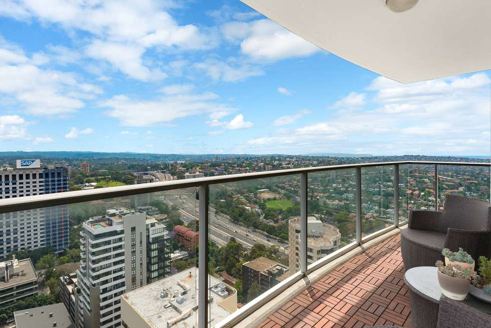 Fifth view of Homely apartment listing, 3203/79-81 Berry Street, North Sydney NSW 2060