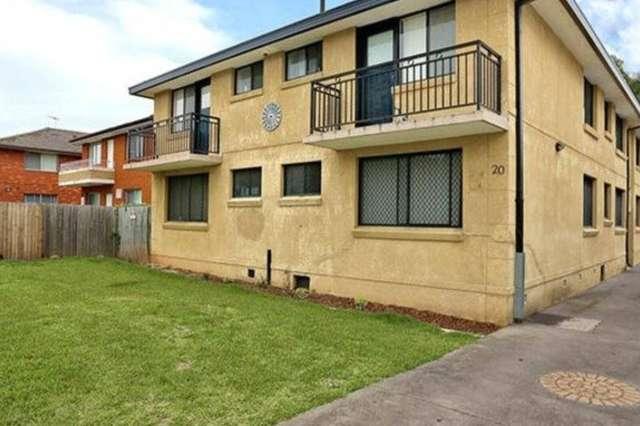5/20 Military Road, Merrylands NSW 2160