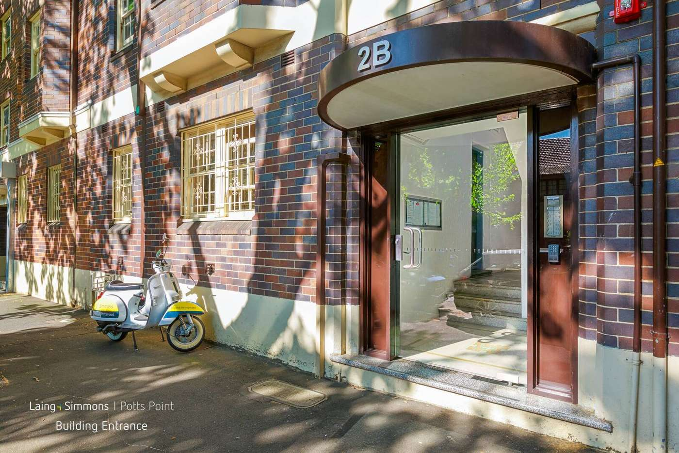 Main view of Homely apartment listing, 4/2B Tusculum Street, Potts Point NSW 2011