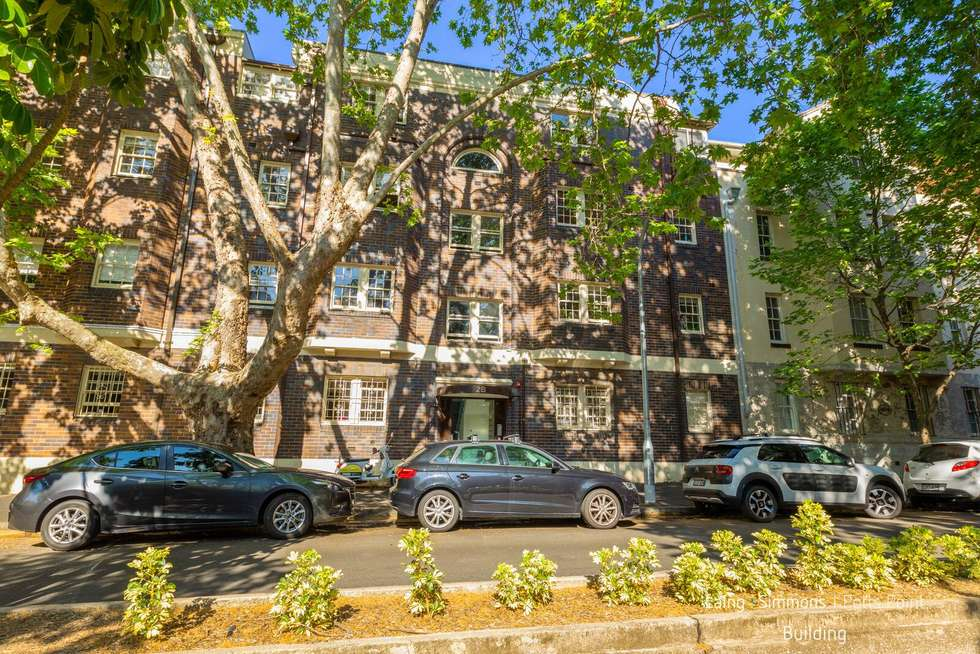 Second view of Homely apartment listing, 4/2B Tusculum Street, Potts Point NSW 2011