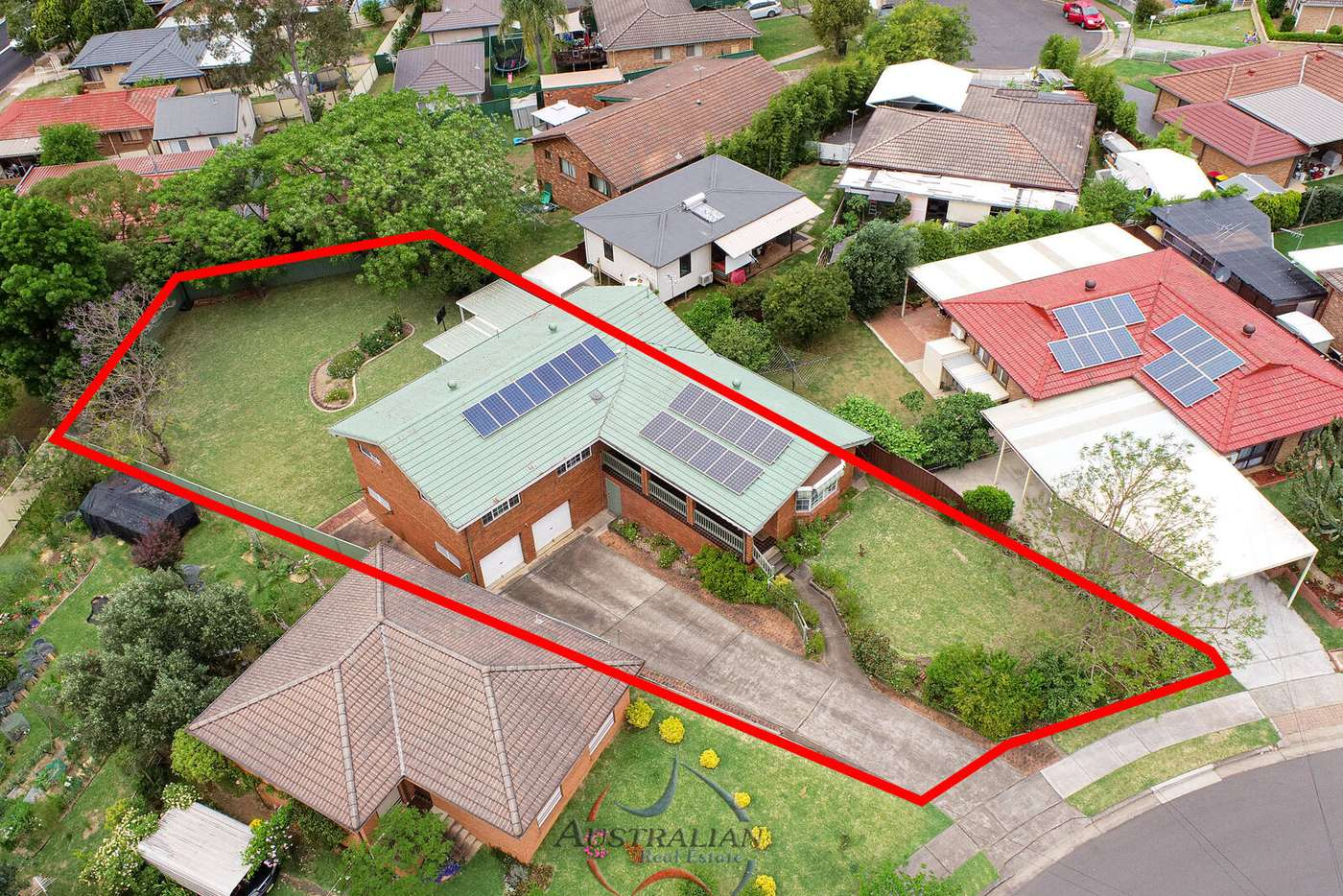 Main view of Homely house listing, 13 Noora Place, Marayong NSW 2148