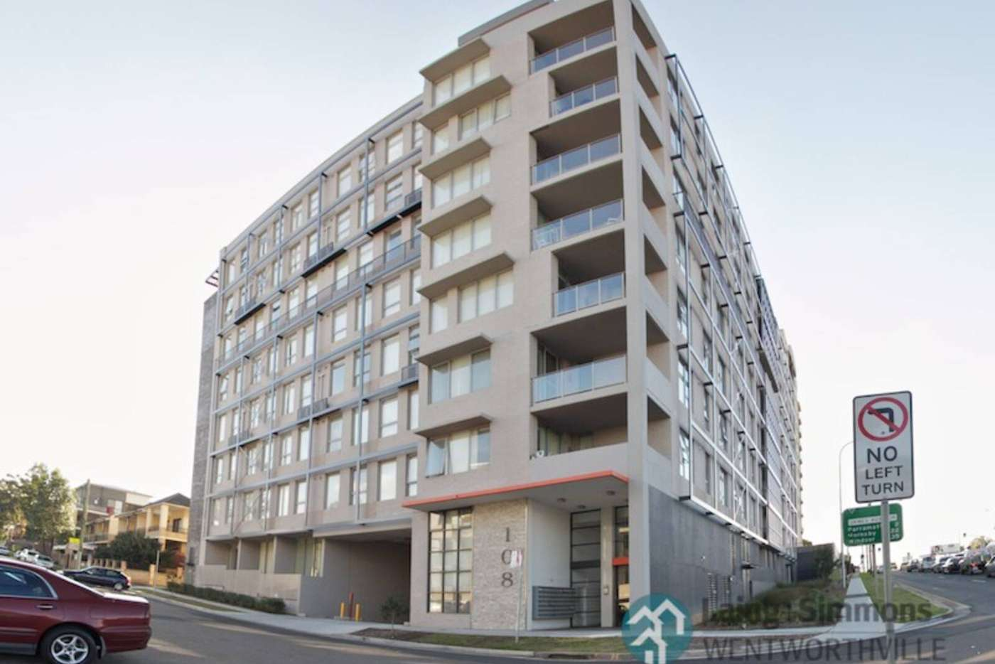 Main view of Homely unit listing, 31/108 James Ruse Drive, Rosehill NSW 2142