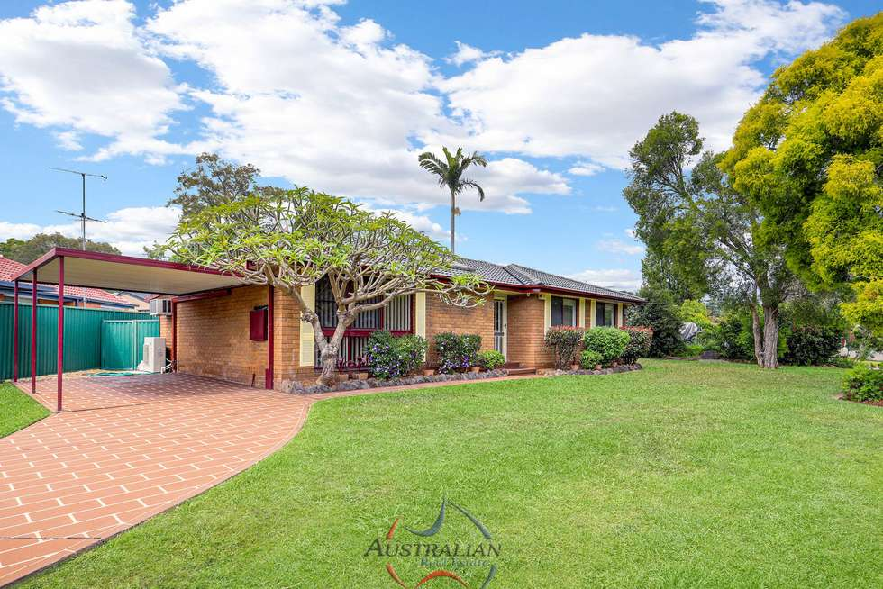 Second view of Homely house listing, 8 Caratel Crescent, Marayong NSW 2148